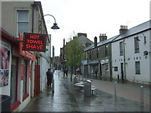 NS7177 : Main Street, Kilsyth by JThomas