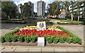 SD8913 : Rochdale Memorial Gardens by Gerald England