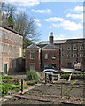SK2956 : Cromford: at Arkwright's Mill by John Sutton