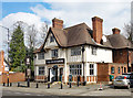 "SP5075 : ""The Courthouse"" public house, North Street, Rugby by Julian Osley"