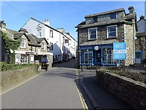 NY3704 : North Road, Ambleside by Andrew Curtis