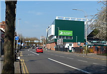 SK5803 : Aylestone Road towards Leicester city centre by Mat Fascione