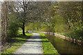 SJ2342 : Llangollen Canal west of Sun Trevor Bridge by Stephen McKay