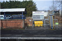 TQ1549 : Dorking West Station by N Chadwick