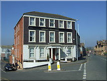 SO8555 : Great Western Hotel, Worcester  by JThomas