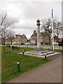 NJ0328 : Grantown-on-Spey Regality Cross, The Square by David Dixon
