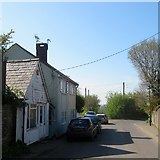 TQ2115 : The Forge/1-2 Mill End Cottage, Mill End, Nep Town, Henfield by Simon Carey
