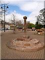 NH5246 : Beauly Market Cross by David Dixon