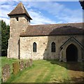 SP6427 : Holy Trinity, Godington by Dave Thompson