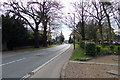 TM4289 : B1062 St. Mary's Road, Beccles by Adrian Cable