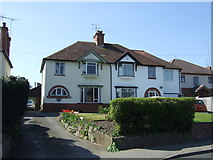 SP0858 : Houses on Birmingham Road, Alcester by JThomas