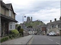 SY9682 : East Street, Corfe Castle by David Smith
