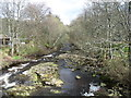 NY8539 : The River Wear at Wearhead by David Purchase