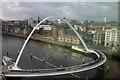 NZ2563 : Millennium Bridge Newcastle by Malcolm Neal
