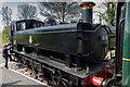 TQ8833 : Climbing Aboard Steam Locomotive, Tenterden Station, Kent by Christine Matthews