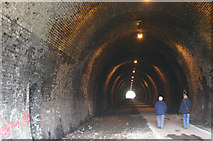 SK1746 : The Old Railway Tunnel by Malcolm Neal