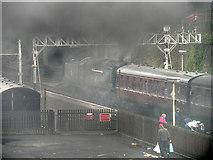 SD8010 : Smoke and Steam at Bury by David Dixon