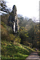 SK1452 : Tissington Spire Dovedale by Malcolm Neal
