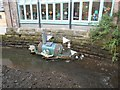 NZ2664 : A Boat on the Ouse Burn by Bill Henderson