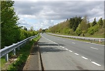 SO9969 : Lay-by along the A448 Bromsgrove Highway by Mat Fascione