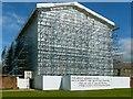 ST2885 : Tredegar House under wraps (5) by Robin Drayton
