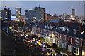 SK3485 : Sharrow Lantern Carnival, Sheffield by Andrew Tryon