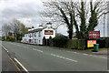SJ4784 : The Beehive Inn, Halebank Road by David Dixon