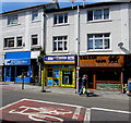 SS9079 : The Foneshop, 18 Nolton Street, Bridgend by Jaggery