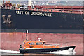 J3575 : Pilot boat 4, Victoria Channel, Belfast (April 2017) by Albert Bridge