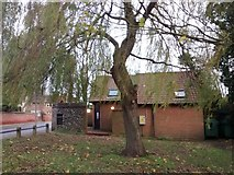 TG2608 : Public conveniences, Yarmouth Road, Thorpe St Andrew by Tim Heaton