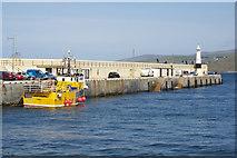 SC2484 : Peel Breakwater by Stephen McKay