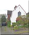 TQ5290 : House, Meadway, Gidea Park by Julian Osley