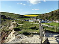 SY8279 : West Lulworth by PAUL FARMER