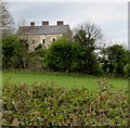 SO6405 : Grade II listed Soilwell Manor north of Lydney by Jaggery