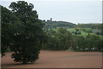 SK4023 : Breedon on the Hill Church by Malcolm Neal