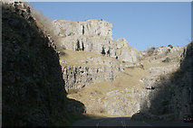 ST4754 : Cheddar Gorge by Malcolm Neal