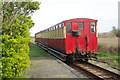 SC2569 : Isle of Man Steam Railway, Ballabeg by Stephen McKay