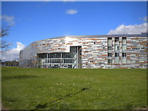 NZ5020 : Middlesbrough College by Richard Vince