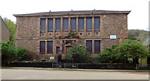 NS3274 : Former Clune Park Primary School by Thomas Nugent