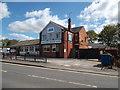 SP3383 : The Hub, Wheelwright Lane by Niki Walton