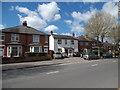 SP3383 : Houses, Wheelwright Lane by Niki Walton