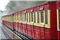 SC3775 : Isle of Man Steam Railway rolling stock by Stephen McKay