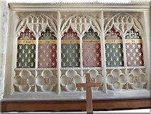 TG2834 : Inside St Botolph, Trunch (5) by Basher Eyre