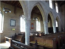 TG2834 : Inside St Botolph, Trunch (8) by Basher Eyre