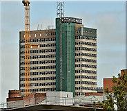 J3373 : Windsor House redevelopment, Belfast - April 2017(7) by Albert Bridge