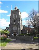 TQ0682 : St John the Baptist, Hillingdon by John Salmon
