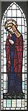 TQ1572 : Holy Trinity, Twickenham Green - Stained glass window by John Salmon