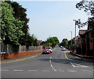 ST3050 : Western end of Stoddens Road, Burnham-on-Sea by Jaggery