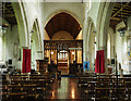 TL6559 : St Mary, Woodditton - East end by John Salmon