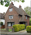 TQ2289 : House, Parkway, Gidea Park by Julian Osley